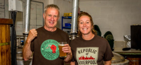 New Republic of Liverpool beer brand launched