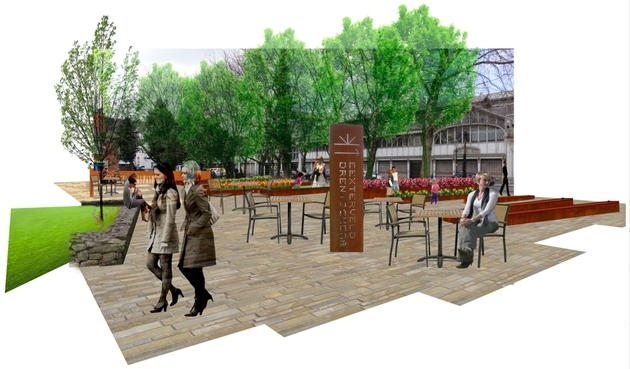 Castlefield crowdfunds for Roman Gardens heritage project