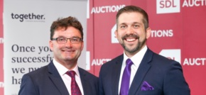 SDL Auctions launches exclusive partnership with Together