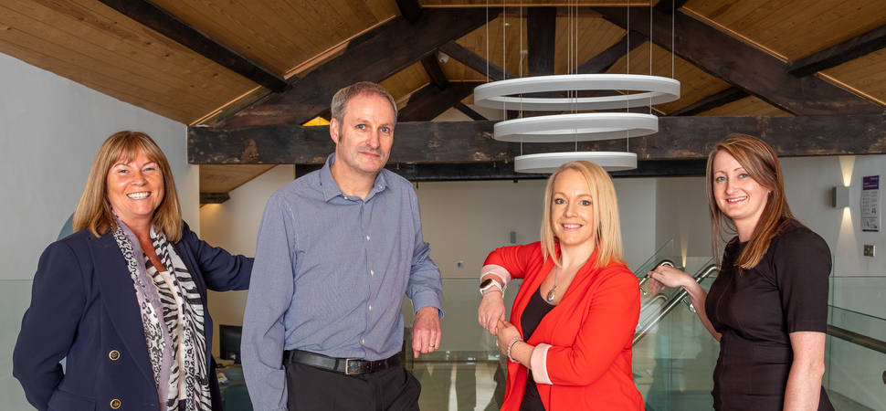 Rosebridge finalist in two prestigious industry awards