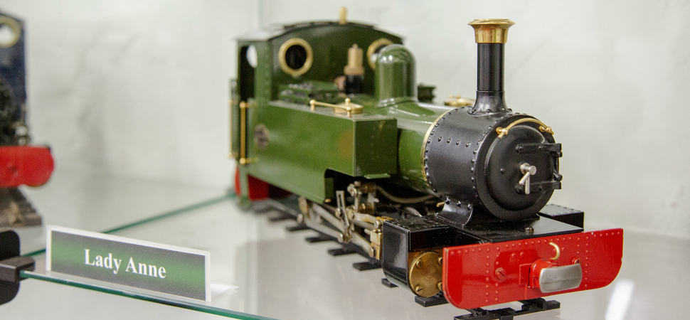 Full steam ahead for Doncaster-based model train business
