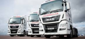 Haulage business gets fast-moving loan deal