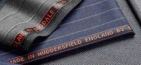 Iconic Huddersfield cloth brand celebrates growing international presence