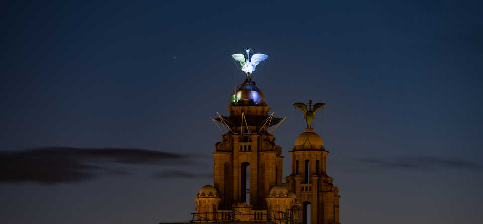 Third phase of development work set to illuminate Royal Liver Building