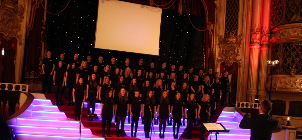 Blackpool College choir to perform at Illuminations Switch-On to mark 125th year