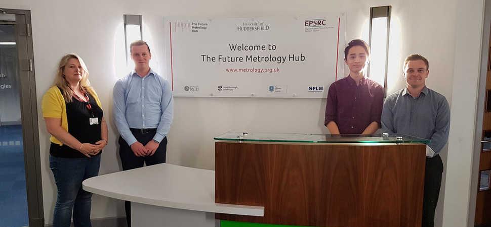 Huddersfield University partners with Innova to improve pressure care