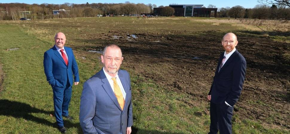 Developer Plans New Office Scheme To Support North Easts Recovery Drive