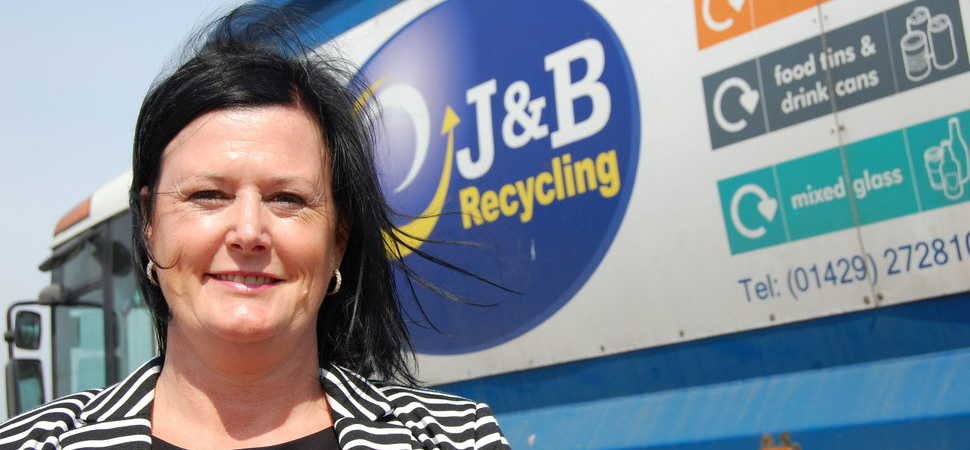 North East recycling firm recognised for its excellence in national awards