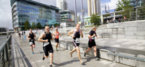 Recruitment firm supports Salford Triathlon 2017 at MediaCityUK