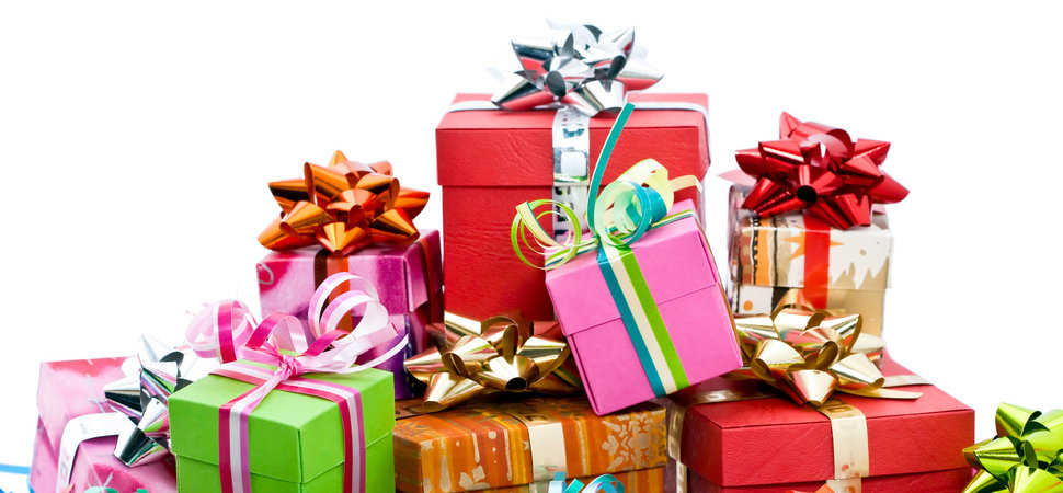 Are the days of wrapping paper numbered?