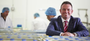 Milk firm delivers success and proves milkman isnt a thing of the past
