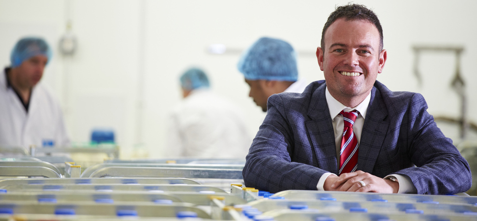Dairy set to double its workforce