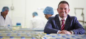 Dairy set to double its workforce in Mansfield area