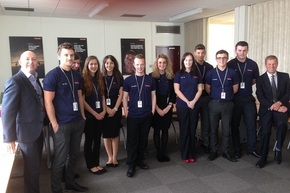Runshaw Business Centre & BAE Systems Boost the Success of Business Apprentices