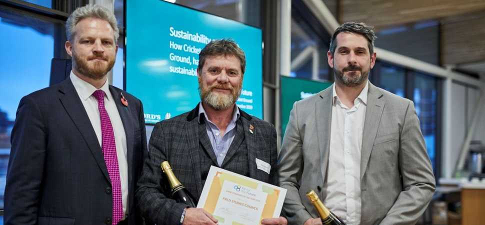 FSC recognised as national game changer on sustainability issues