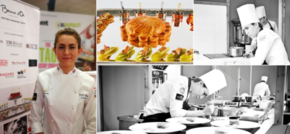 Ruth Hansom on competing in Bocuse DOr National Selection