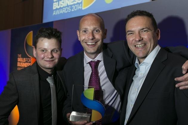 Heywood logistics business wins regional skills award