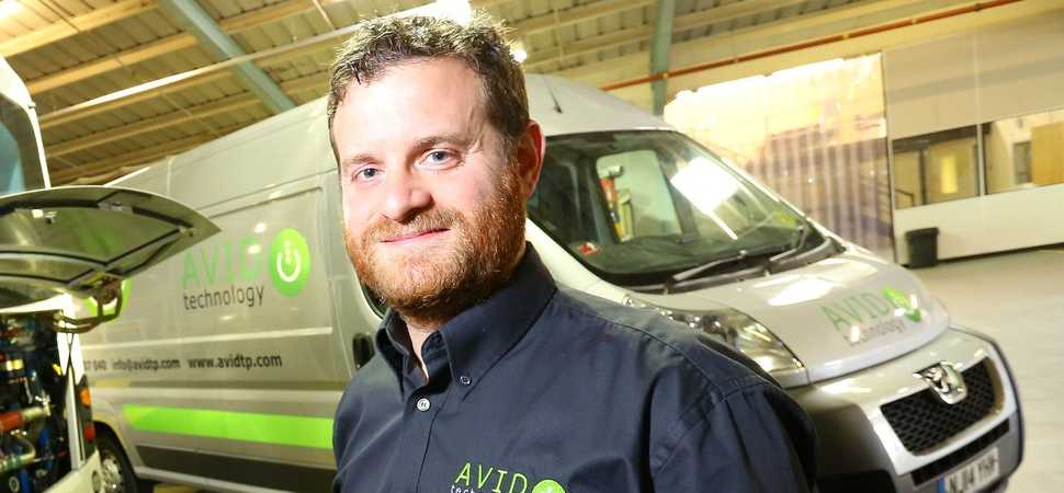 Fantastic start to the year for North East-based automotive cleantech firm