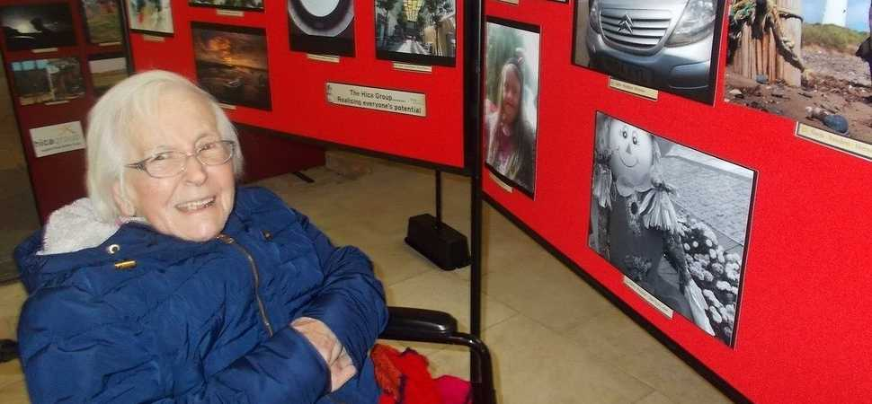 Creativity of Hica Group care residents captured in photography exhibition