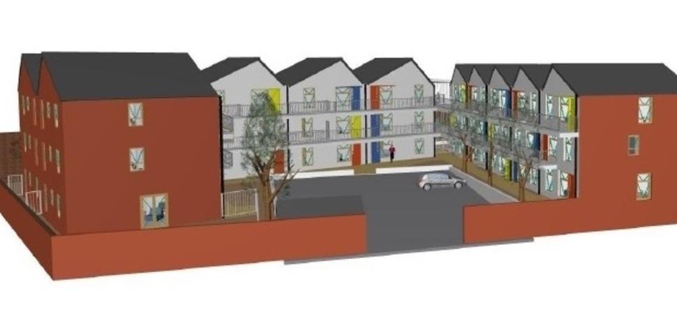 Apartments will transform vacant Bolton site