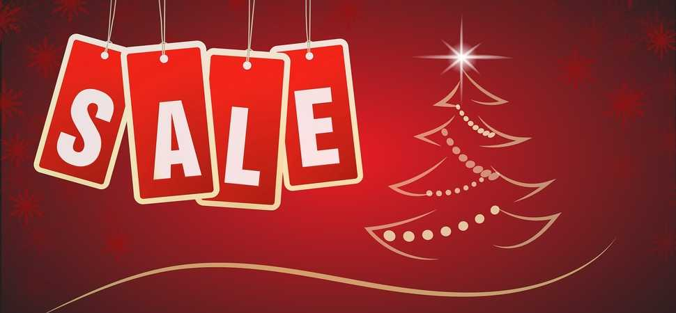 Post Christmas sales  How important are they?