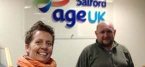 Dementia Communications specialists join forces with Age UK Salford