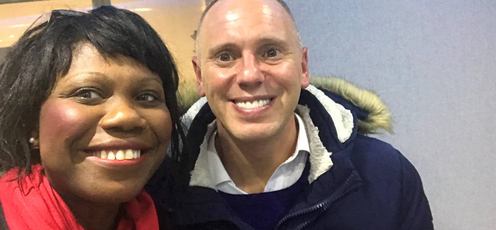 Judge Rinder stars in latest Women in the Law UK podcast
