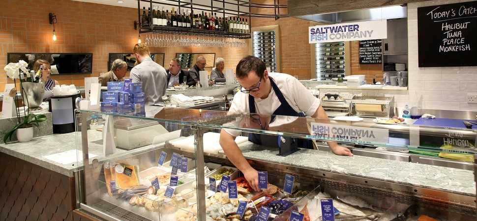 Newcastle's stylish Saltwater named fishmonger of the year