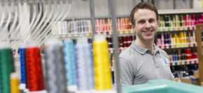 Clothes2order.com in the running for national business accolade