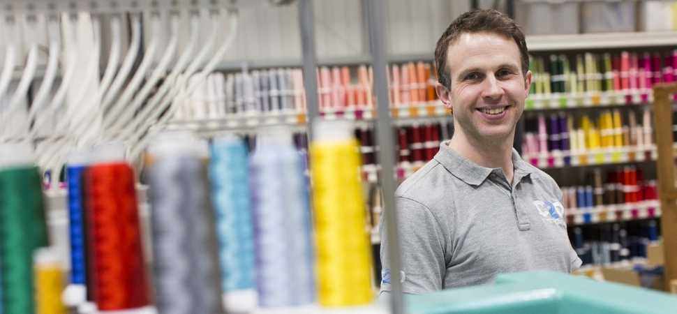 Investment boosts production capacity at Clothes2order.com