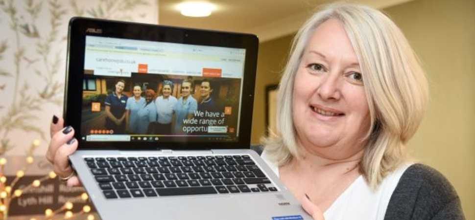 Shropshire care provider launches innovative hub to tackle nursing shortages