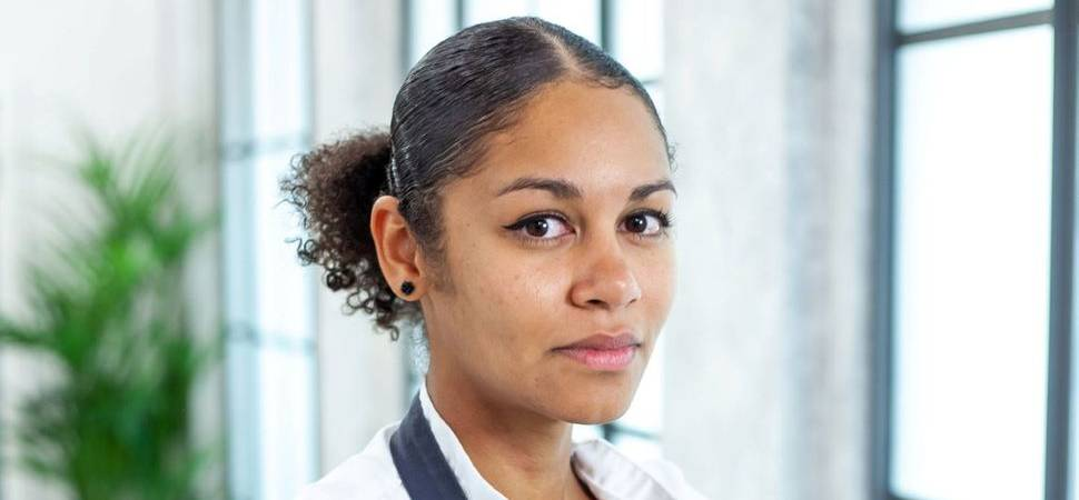 Interview with Samira Effa representing North East on Great British Menu 2020