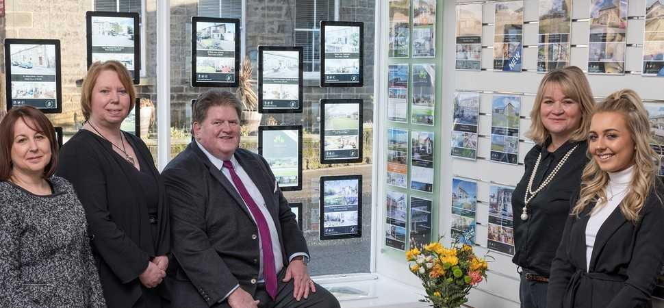 New Alnwick office for property experts Sanderson Young