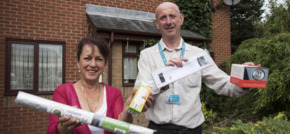Cost-cutting housing energy warden Sarah named a UK Heat Hero