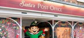 CH1ChesterBID launches sparkling Santa's Post Office