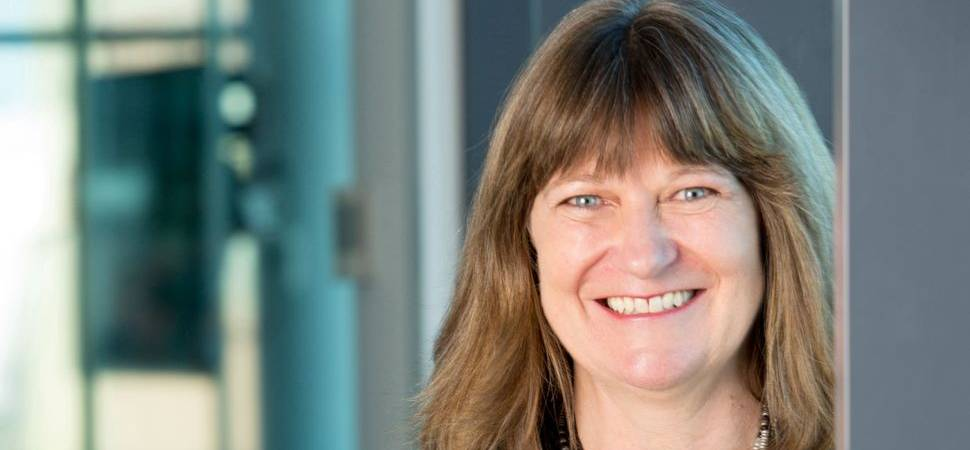 Northern power woman takes the helm at top North East college