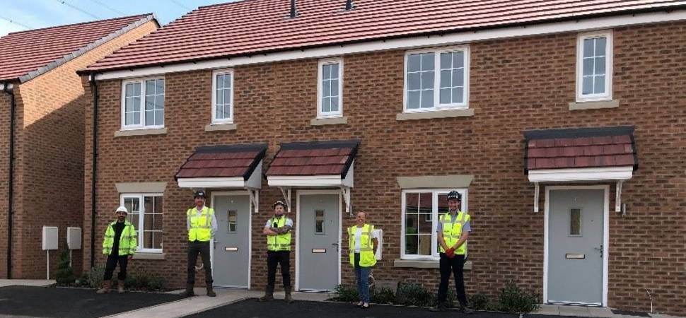 Housing Plus Group finds strong demand for affordable rural housing