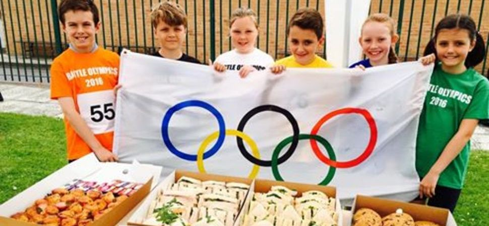 Savio Salesian College organise Bootle Olympics supported by The Quarter
