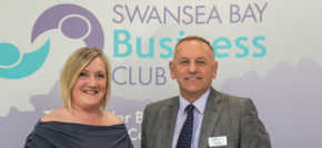 Swansea Bay Business Club Guest Speaker Shares Taste of Castell Howell Success