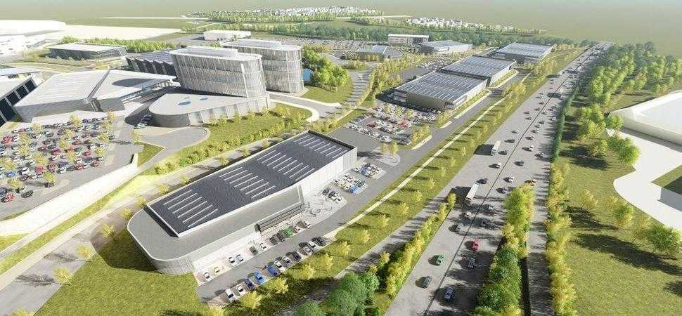 Approval granted for 18 Acre Phase 4 expansion at Sheffield Business Park
