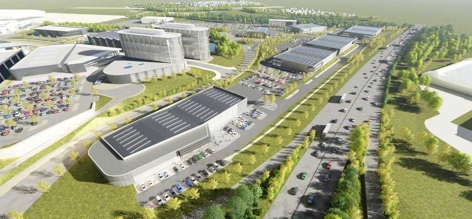 Sheffield Business Park submits Phase 4 planning application