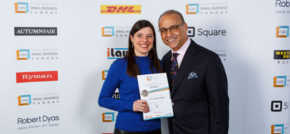 Yorkshire Entrepreneur Meets Theo Paphitis After Winning SBS Competition