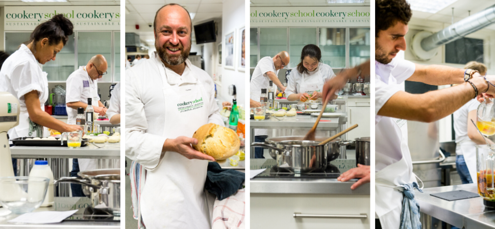 Win a Scholarship on a professional Cook's Certificate in Food and Wine