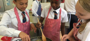 National Cooking Programme for Teens Launches