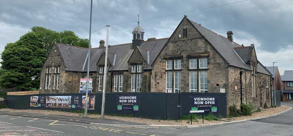 Work on £1.2m regen of Gateshead school starts