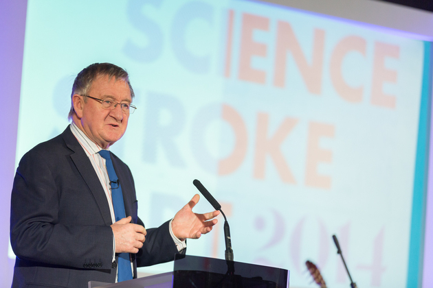 Science Stroke Art 2014 launches in Manchester for Action on Stroke Month