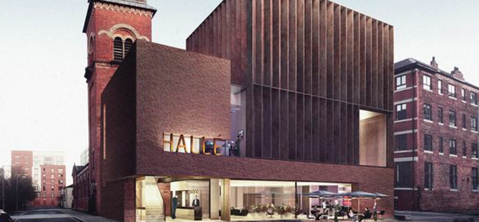 Booth King Announced as Structural and Civil Engineers at New The Hallé Project