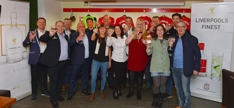 Huyton-based drinks firm links with LFC for export sales boost