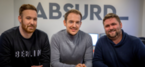 Rob Noble joins Absurd as non-exec