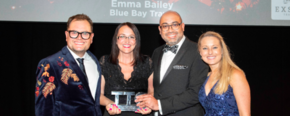 Local agent named at top UK travel awards